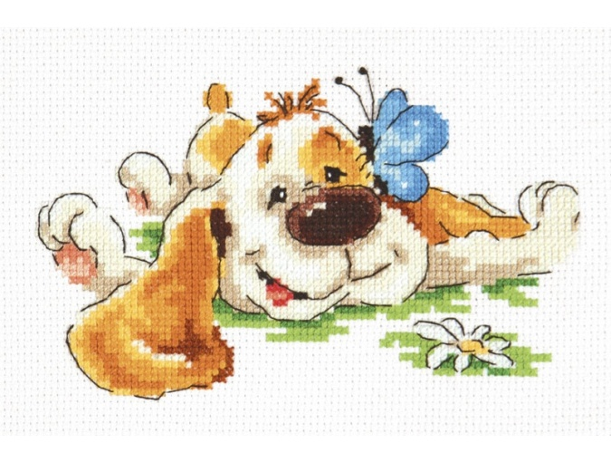 Bliss! Cross Stitch Kit фото 1