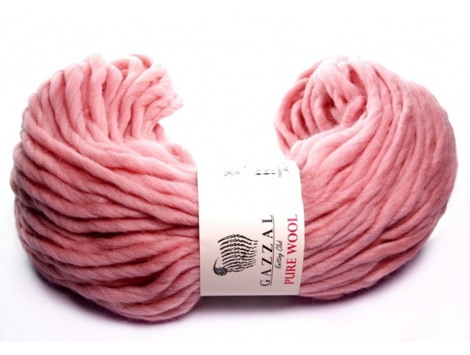 Gazzal Pure Wool-4, 100% Australian Wool, 4 Skein Value Pack, 400g фото 23