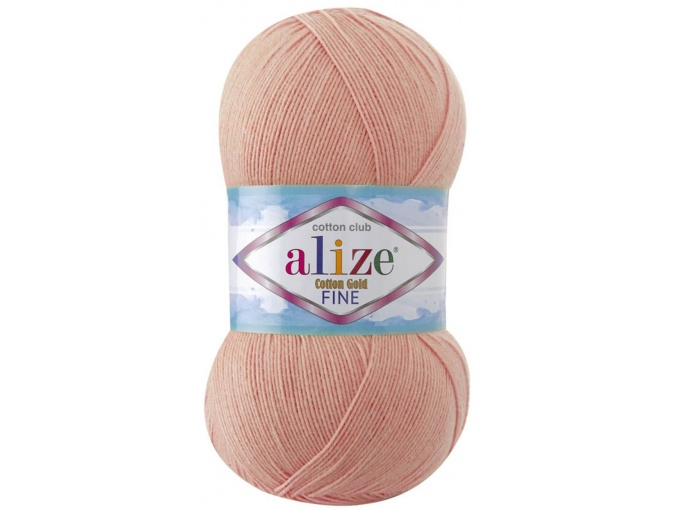 Alize Cotton Gold Fine 55% cotton, 45% acrylic 5 Skein Value Pack, 500g фото 24