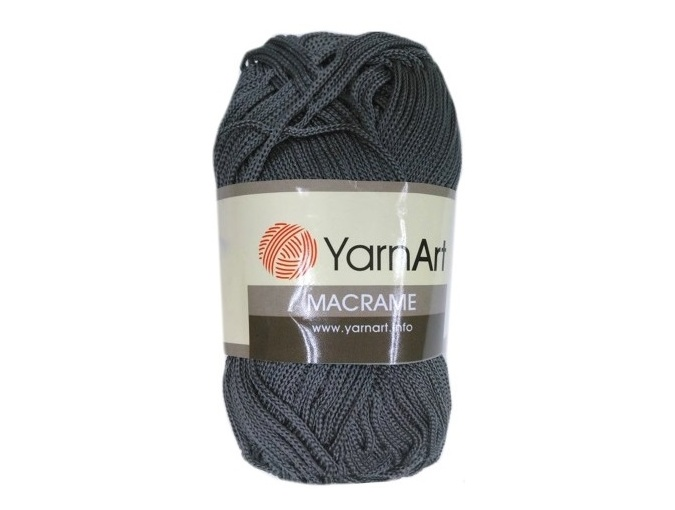 YarnArt Macrame 100% polyester, 6 Skein Value Pack, 540g фото 23