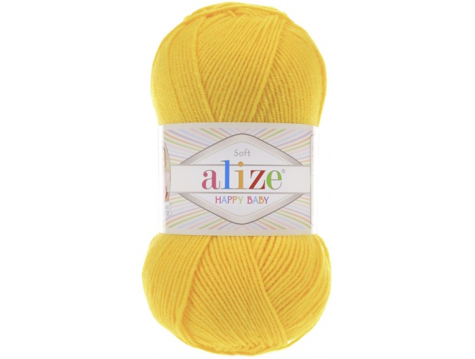 Alize Happy Baby 65% Acrylic, 35% Polyamide, 5 Skein Value Pack, 500g фото 20