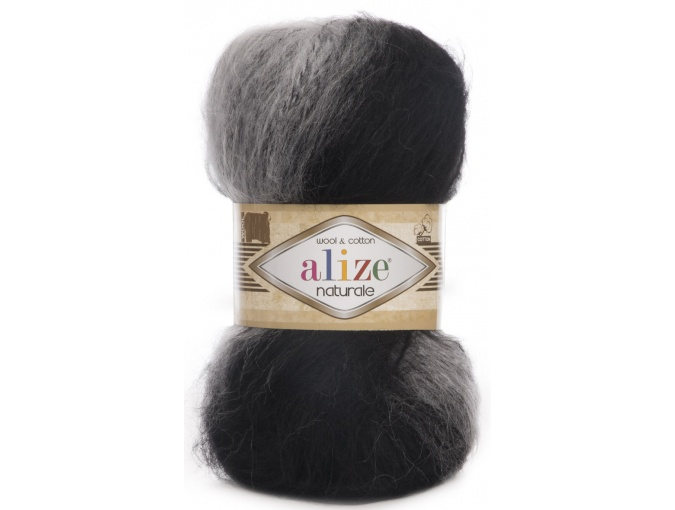 Alize Naturale, 60% Wool, 40% Cotton, 5 Skein Value Pack, 500g фото 33