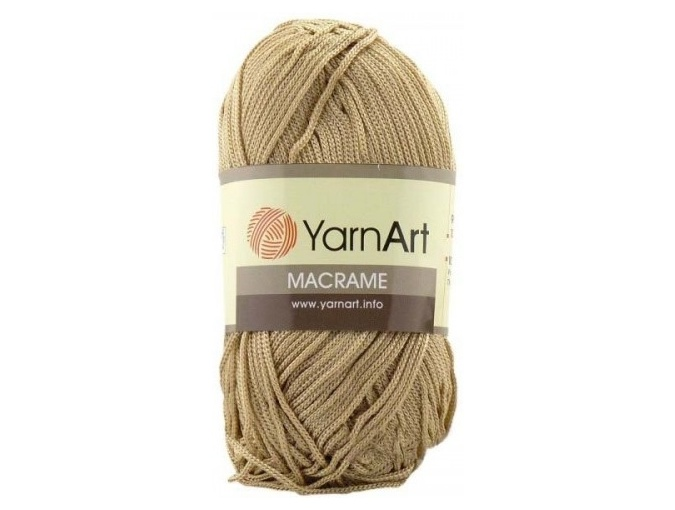 YarnArt Macrame 100% polyester, 6 Skein Value Pack, 540g фото 30