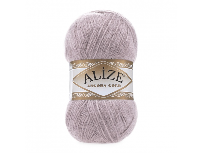 Alize Angora Gold, 10% Mohair, 10% Wool, 80% Acrylic 5 Skein Value Pack, 500g фото 33