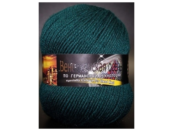 Color City Venetian Autumn 85% Merino Wool, 15% Acrylic, 5 Skein Value Pack, 500g фото 93