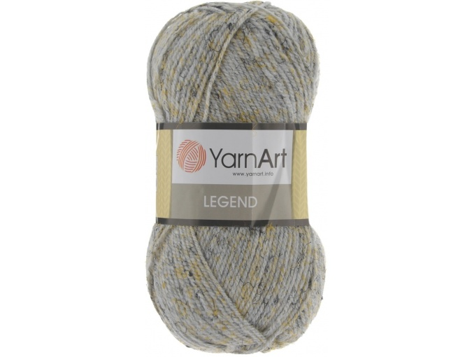 YarnArt Legend 25% Wool, 65% Acrylic, 10% Viscose, 5 Skein Value Pack, 500g фото 9