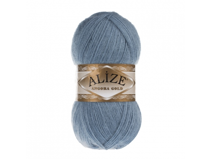 Alize Angora Gold, 10% Mohair, 10% Wool, 80% Acrylic 5 Skein Value Pack, 500g фото 67