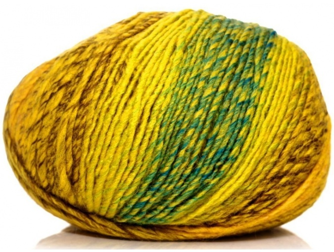 YarnArt Pacific 20% Wool, 80% Acrylic, 10 Skein Value Pack, 500g фото 12