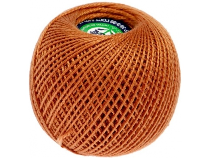 Kirova Fibers Iris, 100% cotton, 6 Skein Value Pack, 150g фото 87