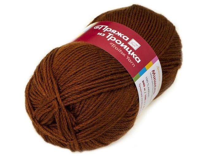Troitsk Wool Michelle, 100% Acrylic 5 Skein Value Pack, 500g фото 24