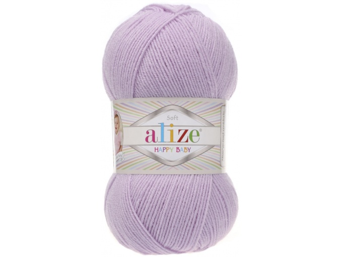 Alize Happy Baby 65% Acrylic, 35% Polyamide, 5 Skein Value Pack, 500g фото 3