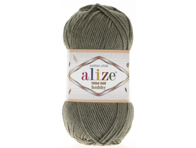 Alize Cotton Gold Hobby 55% cotton, 45% acrylic 5 Skein Value Pack, 250g фото 24