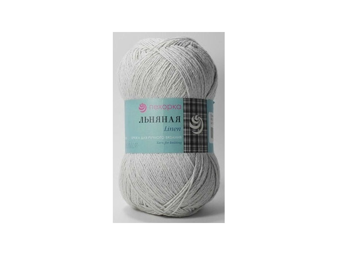Pekhorka Linen, 55% Linen, 45% Cotton, 5 Skein Value Pack, 500g фото 5