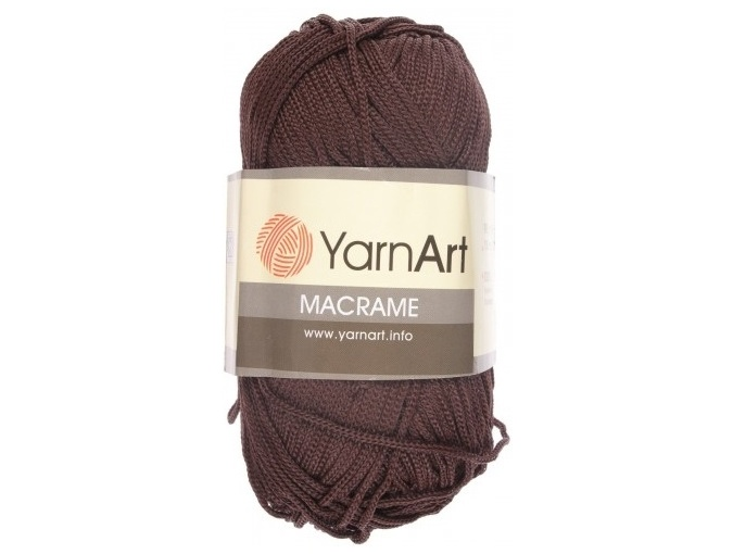 YarnArt Macrame 100% polyester, 6 Skein Value Pack, 540g фото 21