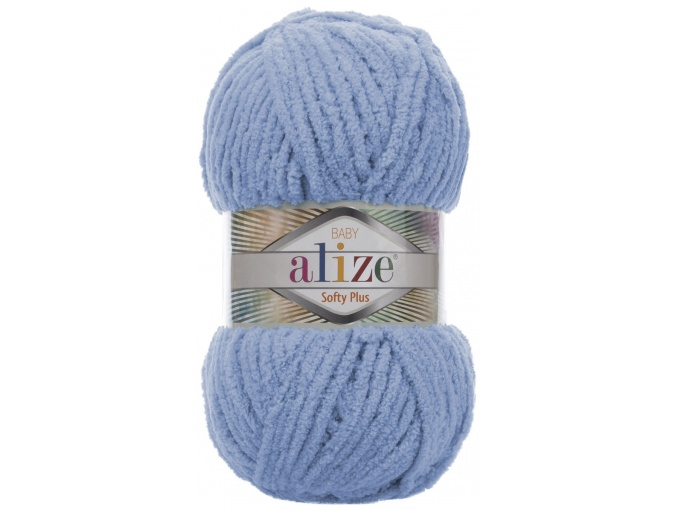 Alize Softy Plus, 100% Micropolyester 5 Skein Value Pack, 500g фото 22