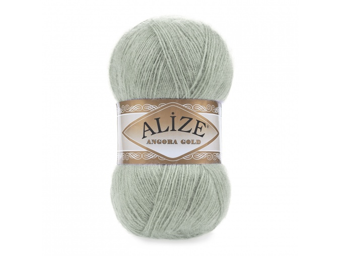 Alize Angora Gold, 10% Mohair, 10% Wool, 80% Acrylic 5 Skein Value Pack, 500g фото 57