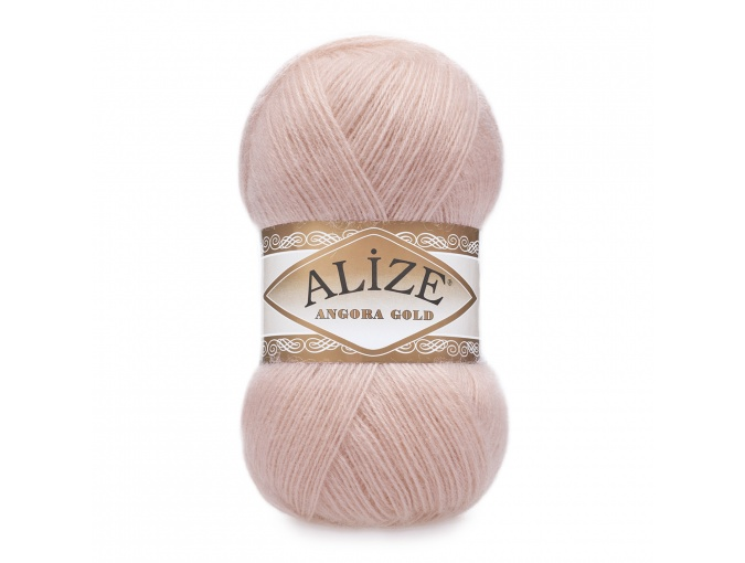 Alize Angora Gold, 10% Mohair, 10% Wool, 80% Acrylic 5 Skein Value Pack, 500g фото 32