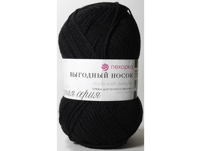 Pekhorka Socks with benefits, 40% Wool, 60% Acrylic 5 Skein Value Pack, 500g фото 3