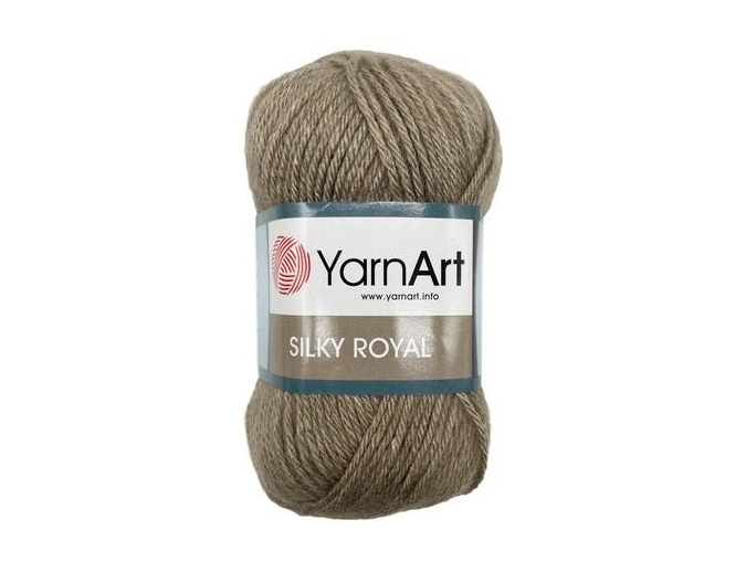 YarnArt Silky Royal 35% Silk Rayon, 65% Merino Wool, 5 Skein Value Pack, 250g фото 26