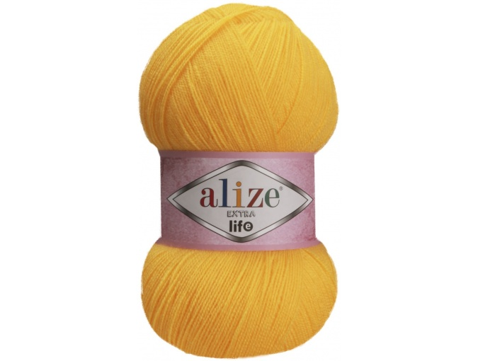 Alize Extra Life 100% Acrylic, 5 Skein Value Pack, 500g фото 5