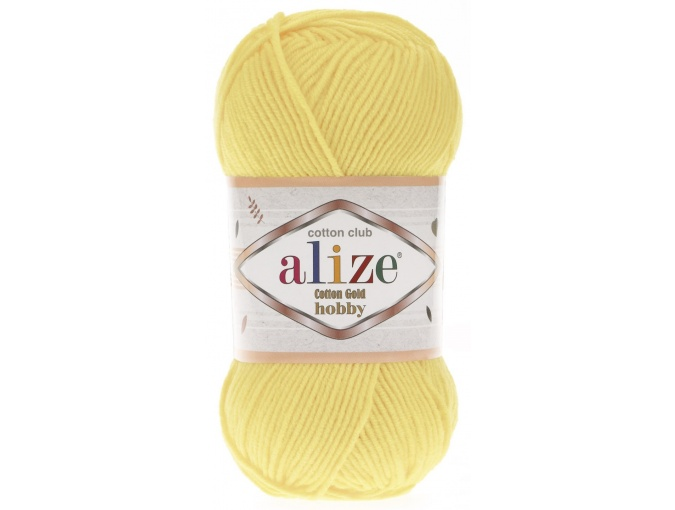 Alize Cotton Gold Hobby 55% cotton, 45% acrylic 5 Skein Value Pack, 250g фото 21