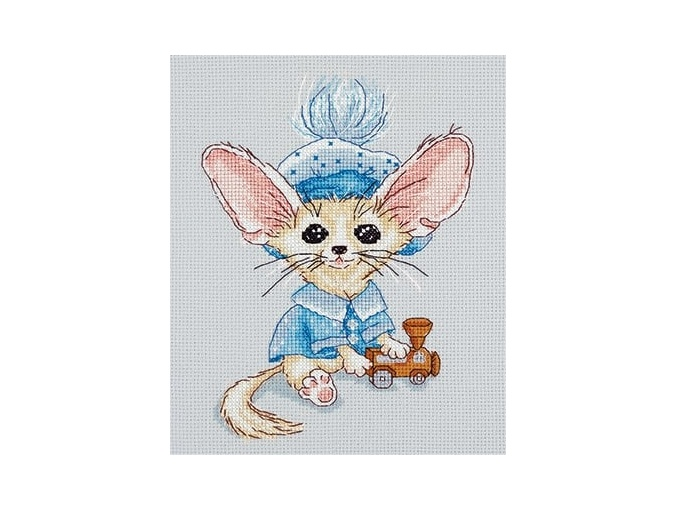 Baby Fenya Cross Stitch Kit фото 1