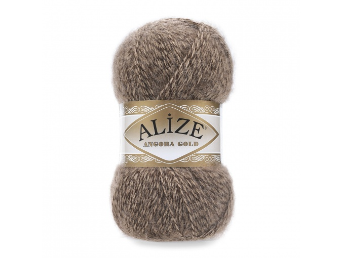 Alize Angora Gold, 10% Mohair, 10% Wool, 80% Acrylic 5 Skein Value Pack, 500g фото 71