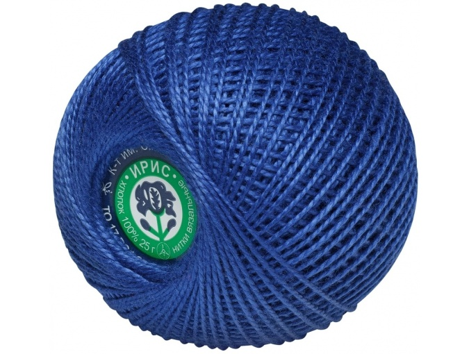 Kirova Fibers Iris, 100% cotton, 6 Skein Value Pack, 150g фото 47