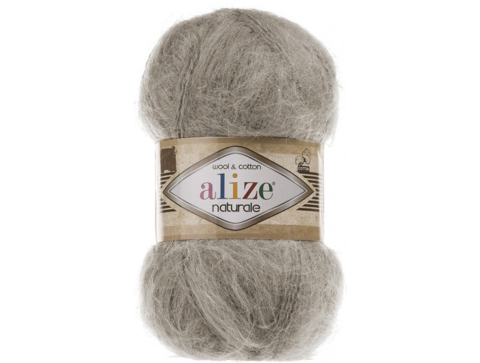 Alize Naturale, 60% Wool, 40% Cotton, 5 Skein Value Pack, 500g фото 24