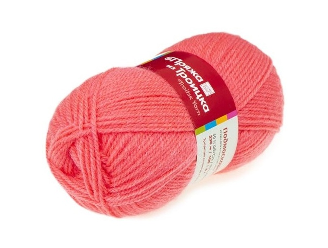 Troitsk Wool Countryside, 50% wool, 50% acrylic 10 Skein Value Pack, 1000g фото 23