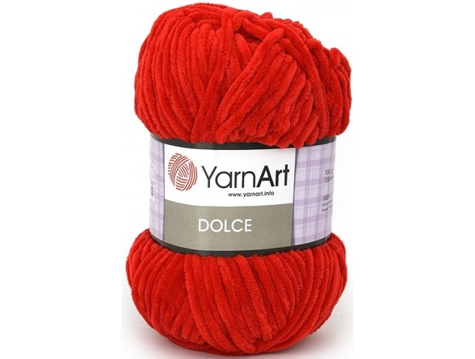 YarnArt Dolce, 100% Micropolyester 5 Skein Value Pack, 500g фото 9
