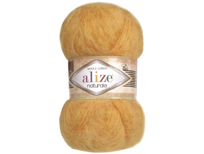 Alize Naturale, 60% Wool, 40% Cotton, 5 Skein Value Pack, 500g фото 15