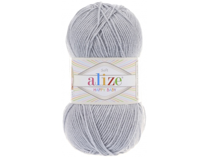 Alize Happy Baby 65% Acrylic, 35% Polyamide, 5 Skein Value Pack, 500g фото 28