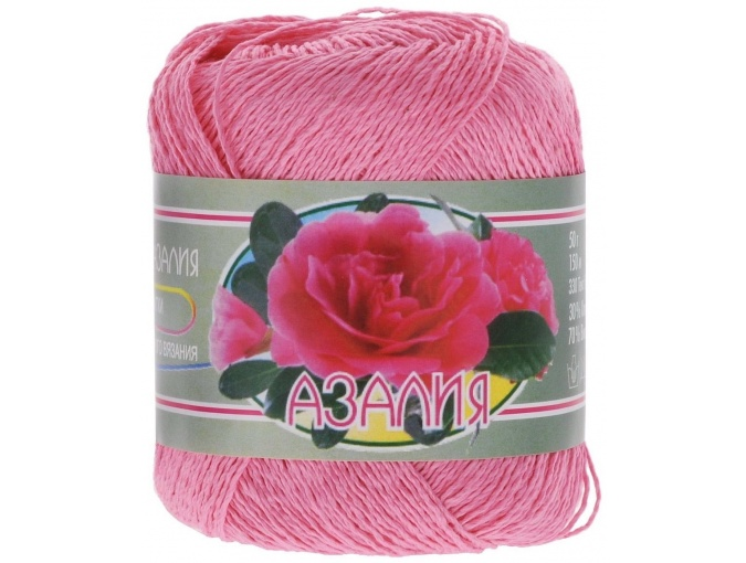 Kirova Fibers Azalea, 30% cotton, 70% viscose 4 Skein Value Pack, 200g фото 9