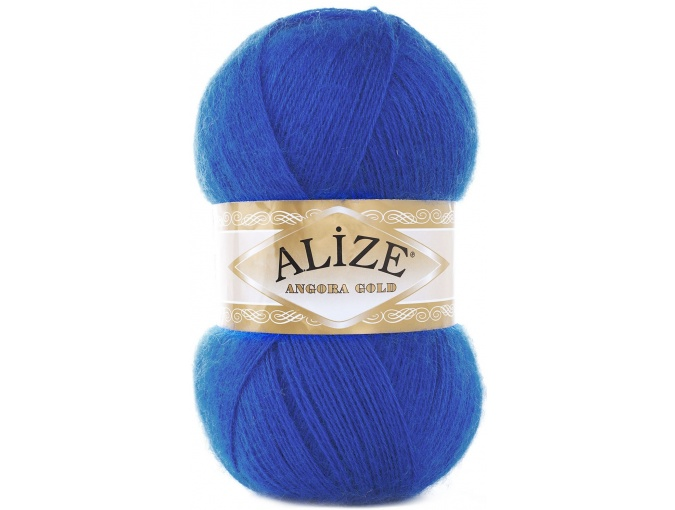 Alize Angora Gold, 10% Mohair, 10% Wool, 80% Acrylic 5 Skein Value Pack, 500g фото 28