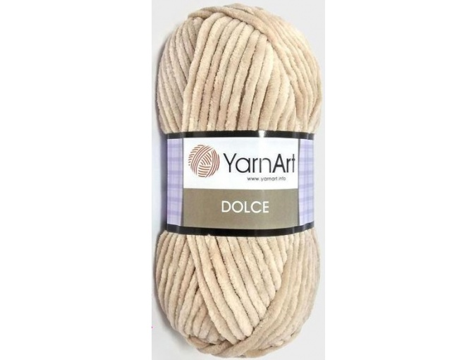 YarnArt Dolce, 100% Micropolyester 5 Skein Value Pack, 500g фото 31