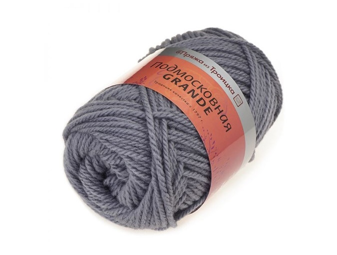 Troitsk Wool Countryside Grande, 50% wool, 50% acrylic 5 Skein Value Pack, 500g фото 4