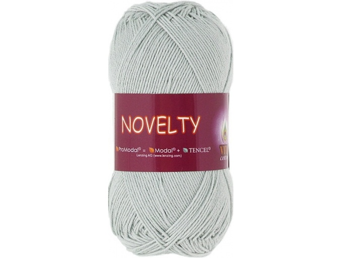 Vita Cotton Novelty 50% ProModal, 50% Cotton, 10 Skein Value Pack, 500g фото 16