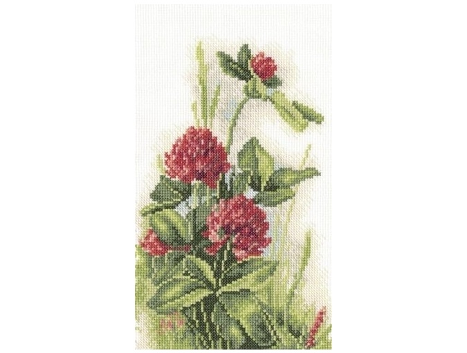 Clover Cross Stitch Kit фото 1