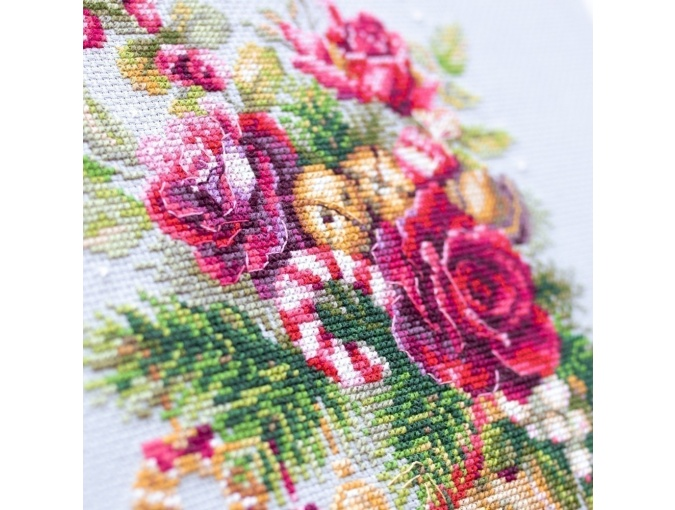 Christmas Surpeise Cross Stitch Kit  фото 9