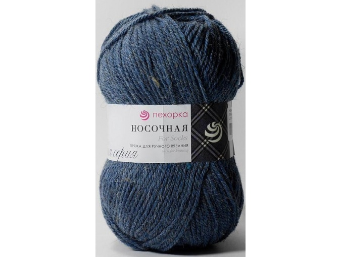 Pekhorka For Socks, 50% Wool, 50% Acrylic 10 Skein Value Pack, 1000g фото 38