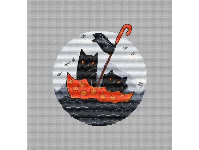Pirates of the Caribbean Cross Stitch Pattern фото 1