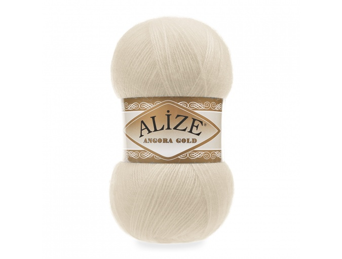 Alize Angora Gold, 10% Mohair, 10% Wool, 80% Acrylic 5 Skein Value Pack, 500g фото 31