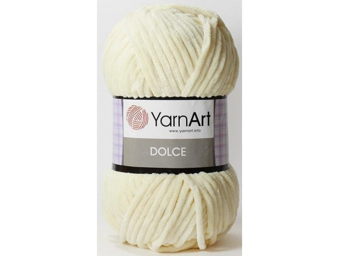YarnArt Dolce, 100% Micropolyester 5 Skein Value Pack, 500g фото 43