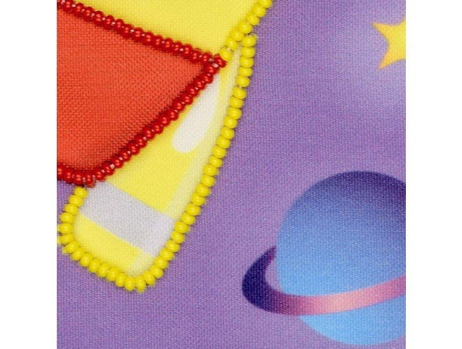 First One in Space Bead Embroidery Kit фото 4