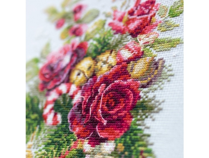 Christmas Surpeise Cross Stitch Kit  фото 5
