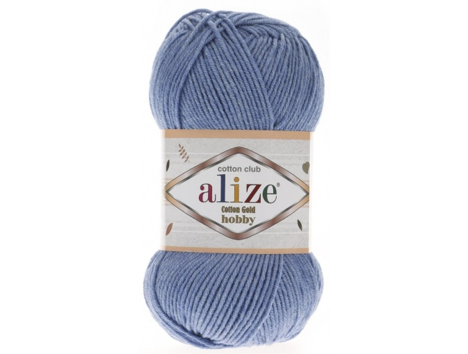 Alize Cotton Gold Hobby 55% cotton, 45% acrylic 5 Skein Value Pack, 250g фото 26
