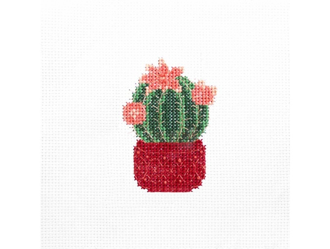 Charming Thorn Cross Stitch Kit фото 1
