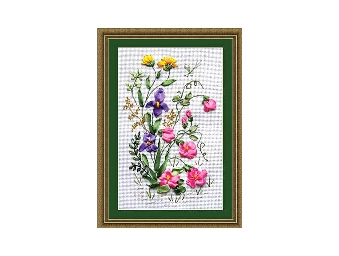 Garden Fantasy Embroidery Kit фото 1
