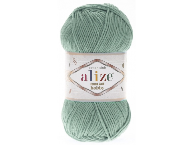 Alize Cotton Gold Hobby 55% cotton, 45% acrylic 5 Skein Value Pack, 250g фото 3